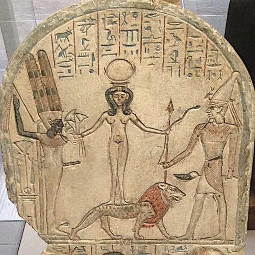 Egyptian Goddess Qetesh