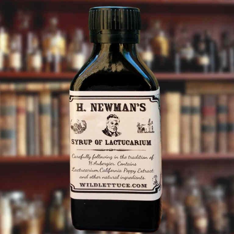 Syrup of Lactucarium